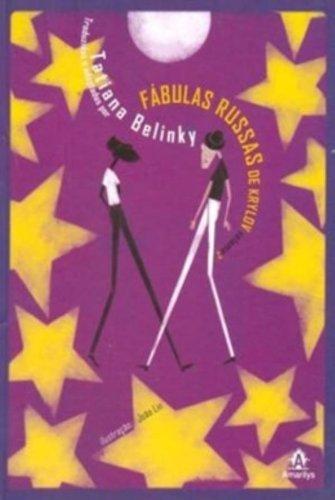 Fábulas Russas de Krylov - vol. 2, livro de Belinky, Tatiana