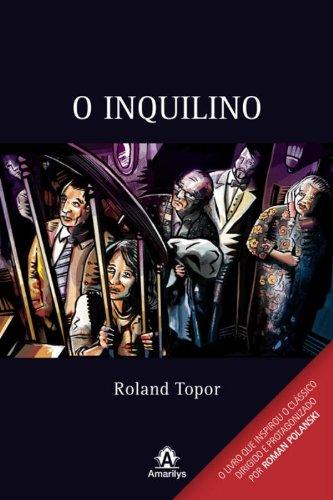 O inquilino, livro de Topor, Roland