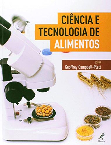 Ciência e tecnologia de alimentos, livro de Campbell-Platt, Geoffrey