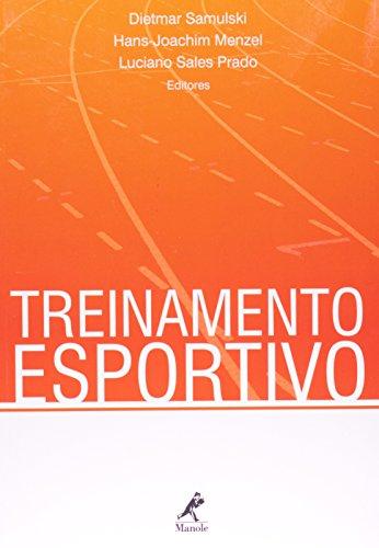 Treinamento esportivo, livro de Samulski, Dietmar / Menzel, Hans-Joachim / Prado, Luciano Sales