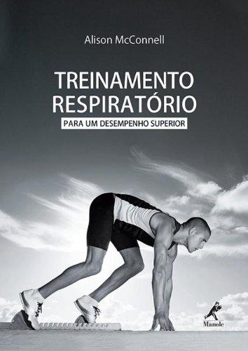 Treinamento respiratório para um desempenho superior, livro de McConnell, Alison
