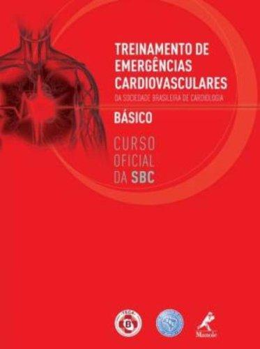 Treinamento de Emergências Cardiovasculares Básico da Sociedade Brasileira de Cardiologia-TECA B, livro de TECA