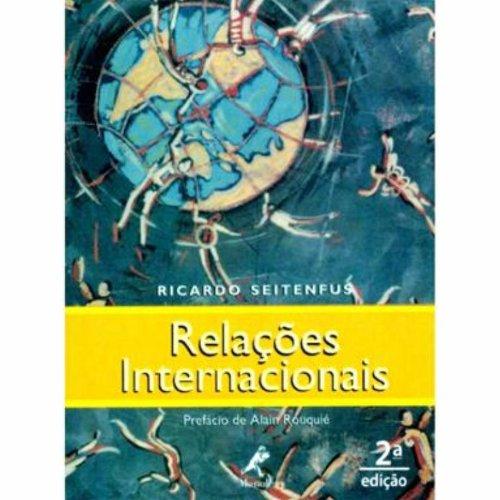 Relações internacionais , livro de Seitenfus, Ricardo