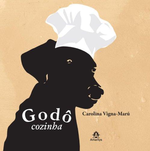Godô cozinha, livro de Marú-Vigna, Carolina