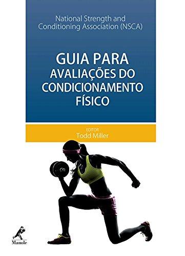 Guia para avaliações do condicionamento físico, livro de National Strength and Conditioning Association (NSCA)