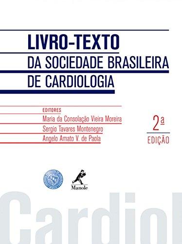 Livro-texto da Sociedade Brasileira de Cardiologia, livro de de Paola, Angelo Amato Vincenzo / Montenegro, Sergio / Moreira, Maria da Consolação Vieira