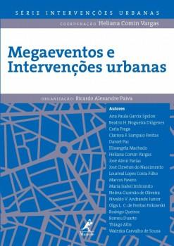 Megaeventos e intervenções urbanas, livro de Ricardo Alexandre Paiva