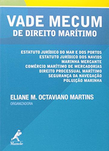 Vade Mecum de Direito Marítimo, livro de Martins, Eliane M. Octaviano