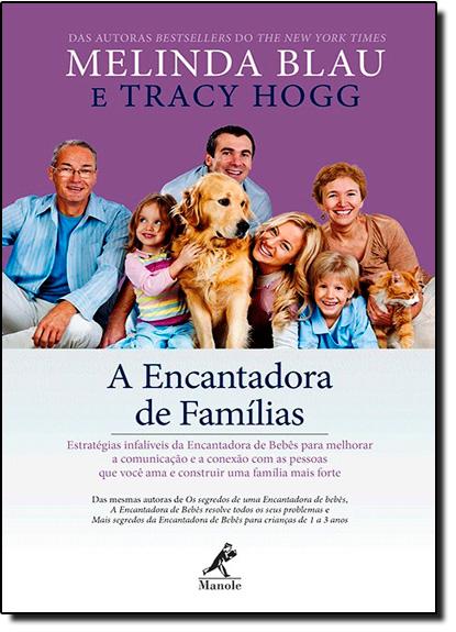 Encantadora de Famílias, livro de Melinda Blau