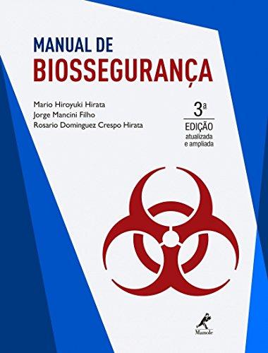 Manual de Biossegurança, livro de Mario Hiroyuki Hirata