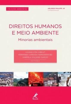 Direitos Humanos e Meio Ambiente - Minorias Ambientais, livro de Gabriela Soldano Garcez, Liliana Lyra Jubilut, Arlindo Philippi Jr, Fernando Cardozo Fernandes Rei