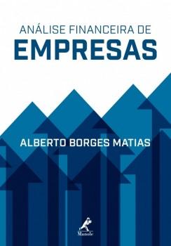 Análise financeira de empresas, livro de Alberto Borges Matias