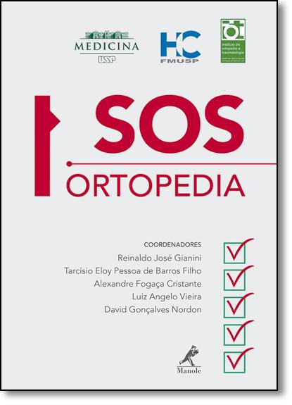 Sos Ortopedia, livro de Reinaldo José Gianini