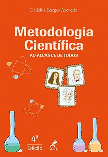 Metodologia Científica ao Alcance de Todos, livro de Celicina Borges Azevedo