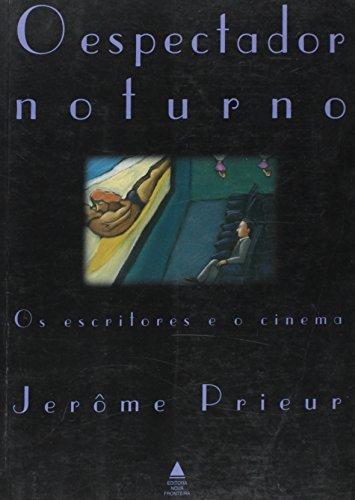 Espectador Noturno, O, livro de Prieur, Jerome