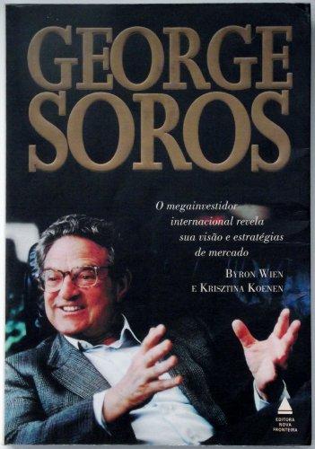 George Soros, livro de Soros, George