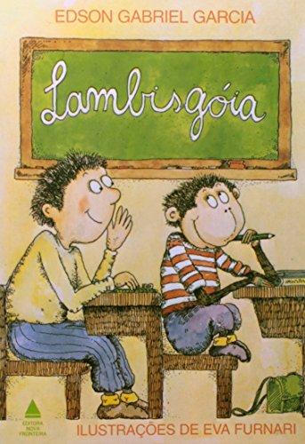 Lambisgóia, livro de Garcia, Edson Gabriel