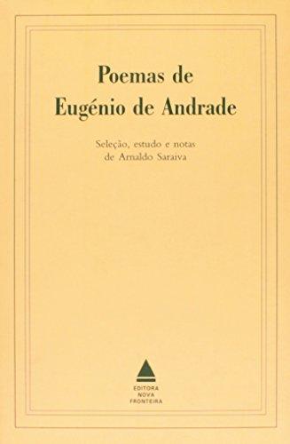 Poemas De Eugênio De Andrade, livro de Saraiva, Arnaldo