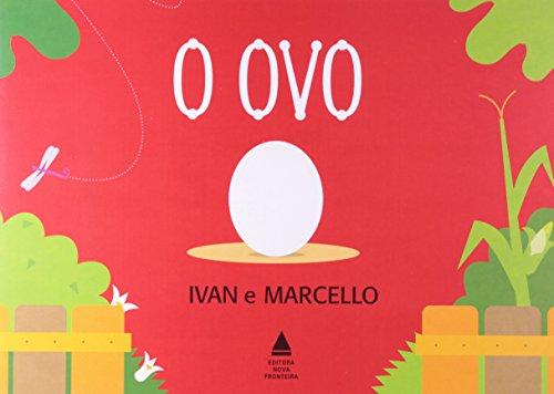 O Ovo, livro de Ivan e Marcelo