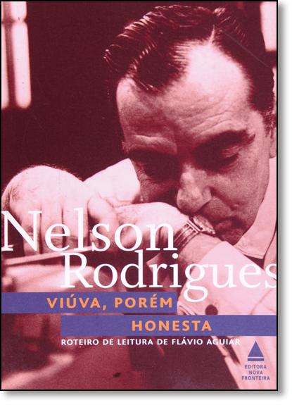 Viúva, Porém Honesta, livro de Nelson Rodrigues