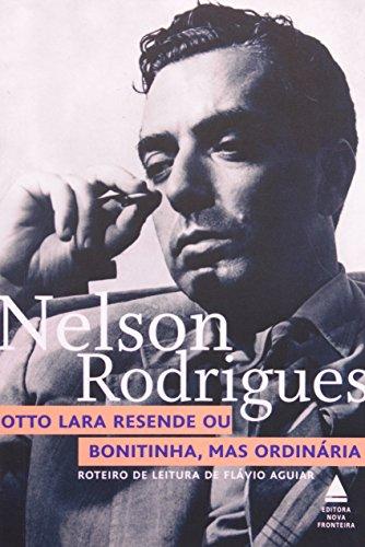 Bonitinha, Mas Ordinária, livro de Nelson Rodrigues