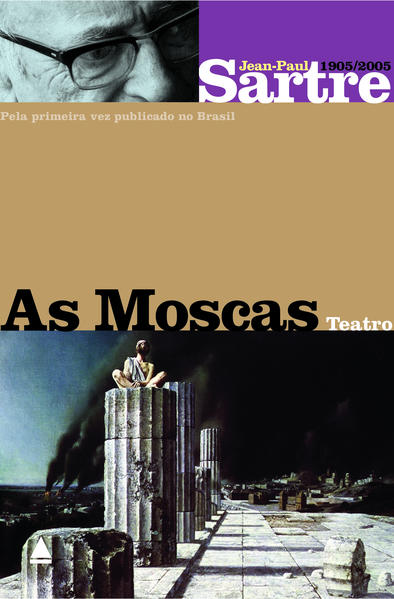 As Moscas, livro de Jean-Paul Sartre