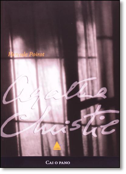 Cai o Pano, livro de Agatha Christie