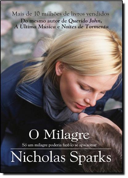 Milagre, O, livro de Nicholas Sparks