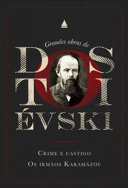 Box - Grandes Obras de Dostoievski - Crime e Castigo e os Irmãos Karamazov - 2 Vols., livro de Fiódor Dostoiévski