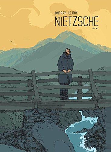 Nietzsche em Hq, livro de Michel Onfray