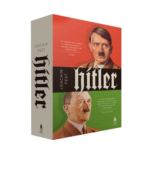 Hitler - Caixa, livro de Joachim Fest