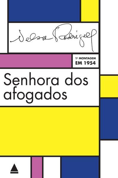 Senhora Dos Afogados, livro de Nelson Rodrigues