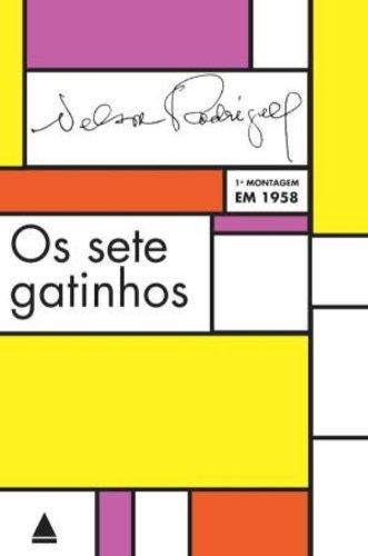 Os Sete Gatinhos, livro de Nelson Rodrigues
