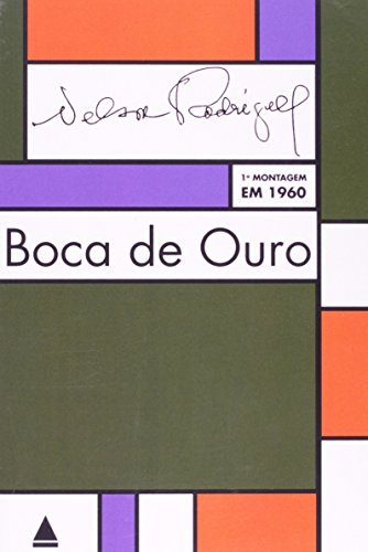 Boca de Ouro, livro de Nelson Rodrigues