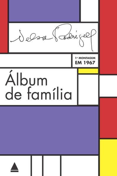 Álbum de Família, livro de Nelson Rodrigues