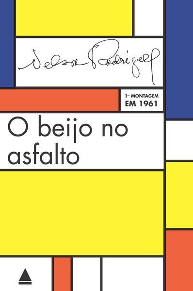 O Beijo no Asfalto, livro de Nelson Rodrigues