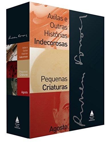 Rubem Fonseca - Caixa, livro de Rubem Fonseca