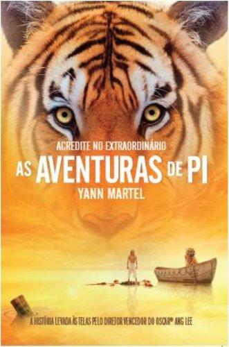 As Aventuras de Pi, livro de Yann Martel