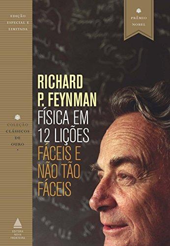 Física em 12 Lições, livro de Richard P. Feynman