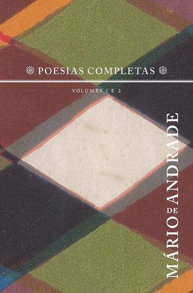Poesias Completas - Caixa, livro de Mário de Andrade