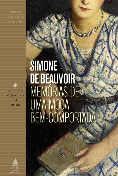 Memórias de Uma Moça Bem-comportada, livro de Simone de Beauvoir
