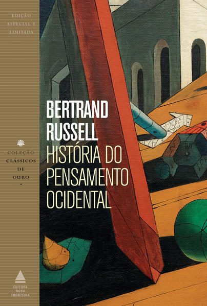 História do Pensamento Ocidental, livro de Bertrand Russell