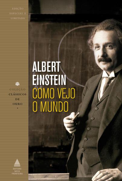 Como Vejo o Mundo, livro de Albert Einstein