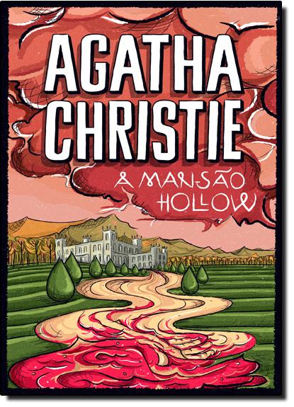 Mansão Hollow, A, livro de Agatha Christie