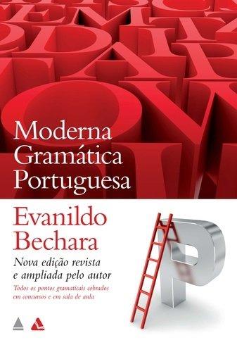 Moderna Gramática Portuguesa, livro de Evanildo Bechara