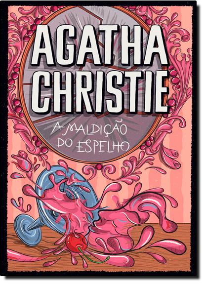 Maldição do Espelho, A, livro de Agatha Christie