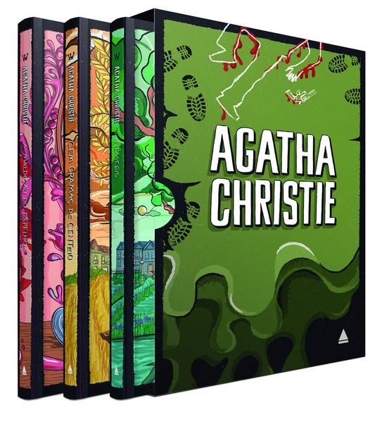 Coleção Agatha Christie - Box 4, livro de Agatha Christie