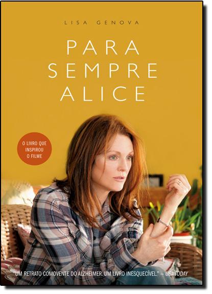 Para Sempre Alice, livro de Lisa Genova