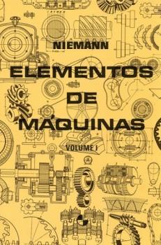Elementos de máquinas vol. 1, livro de Gustav Niemann