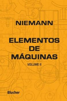 Elementos de máquinas vol. 2, livro de Gustav Niemann